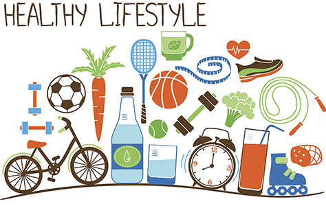 how to make a healthy lifestyle essay